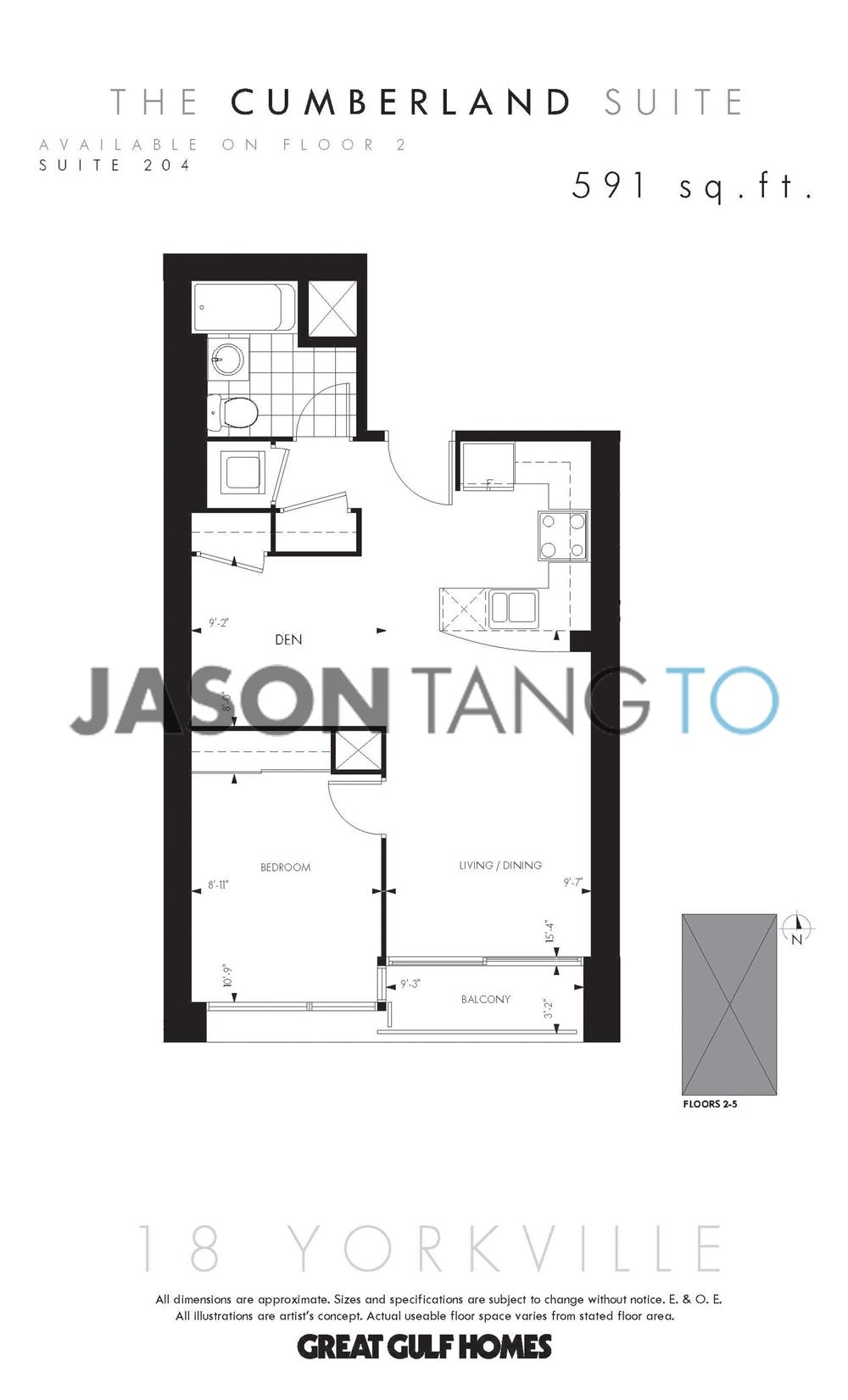 21 scollard toronto condos lofts for 18 yonge st floor plans