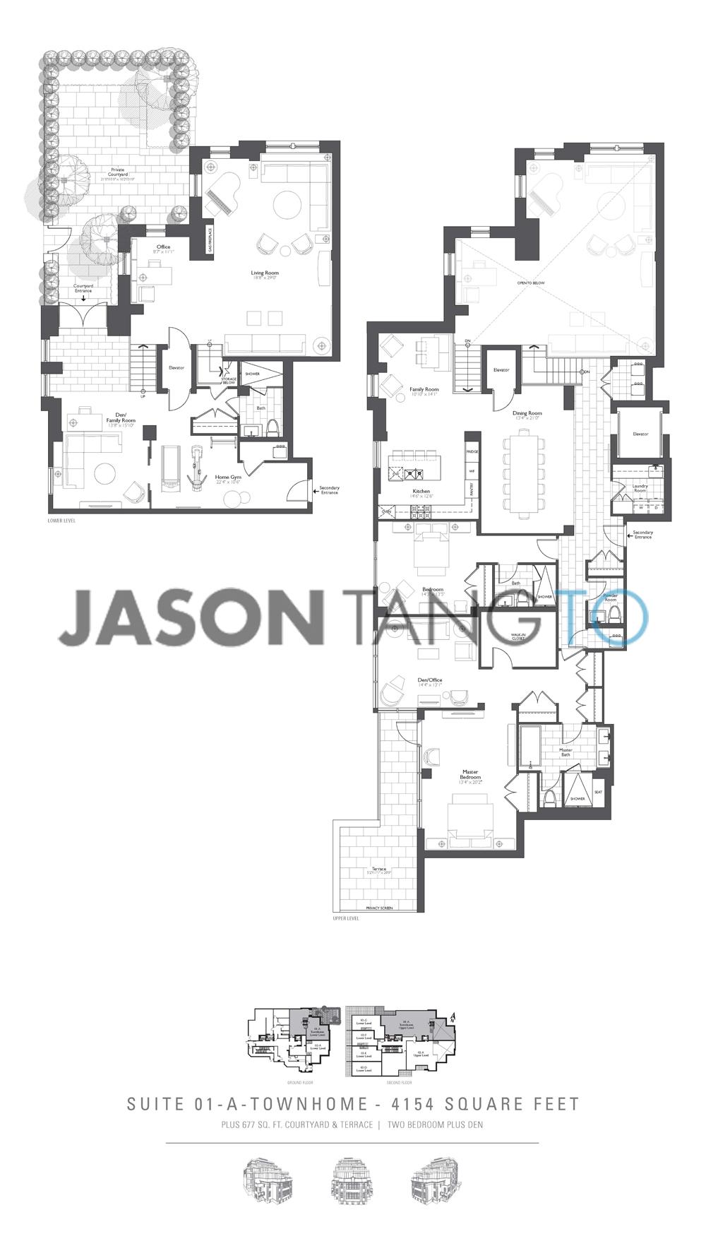 36 hazelton toronto condos lofts for 133 hazelton floor plans